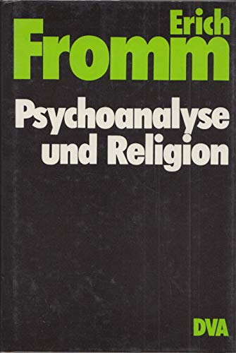 9783421019448: PSYCHOPANALYSIS AND RELIGION