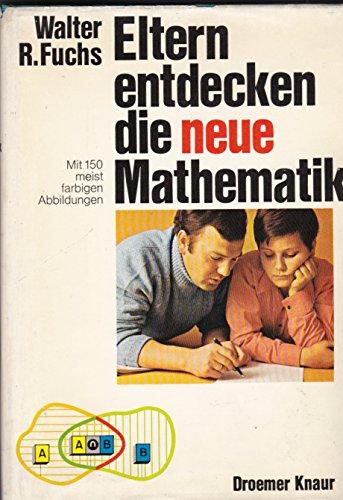 9783421026880: Eltern Entdecken Die Neue Mathematik