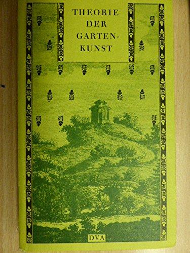 Theorie der Gartenkunst: Christian Cay; Laurenz