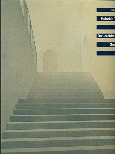 9783421030092: Heinrich Tessenow 1876-1950. Das architektonische Gesamtwerk