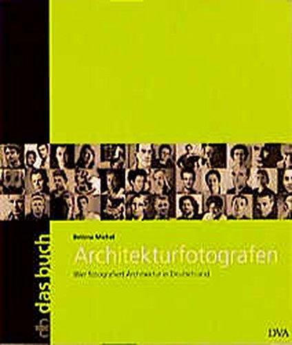 9783421032409: Architekturfotografen