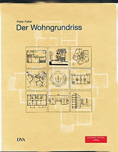 9783421034168: Der Wohngrundriß.