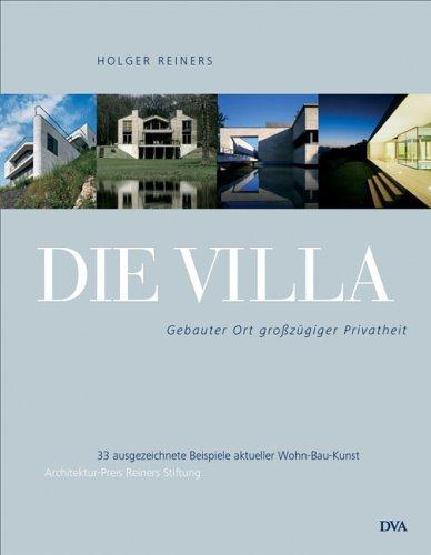 9783421035233: Die Villa