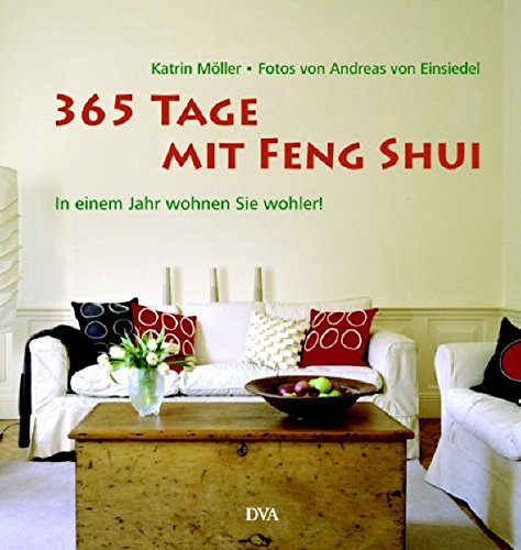 9783421035936: 365 Tage mit Feng Shui