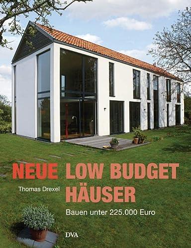Neue Low-Budget-Häuser: Thomas Drexel