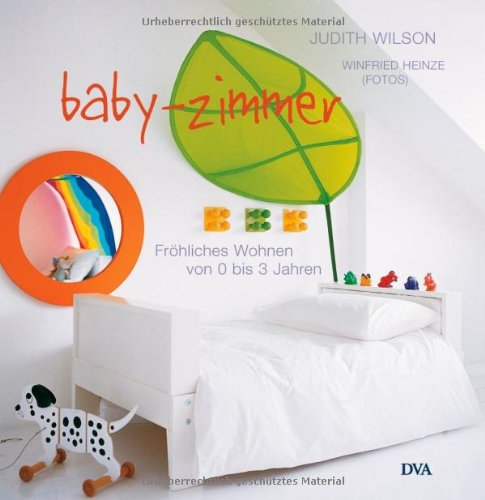 9783421036124: Baby-Zimmer: Fröhliches Wohnen von 0 bis 3 Jahren