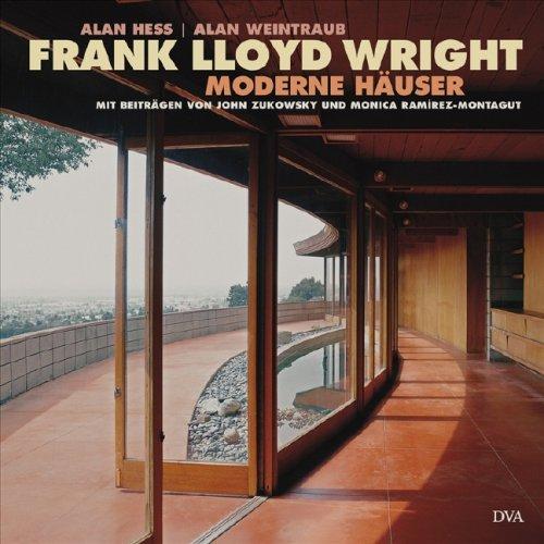 9783421037206: Frank Lloyd Wright - Moderne Häuser
