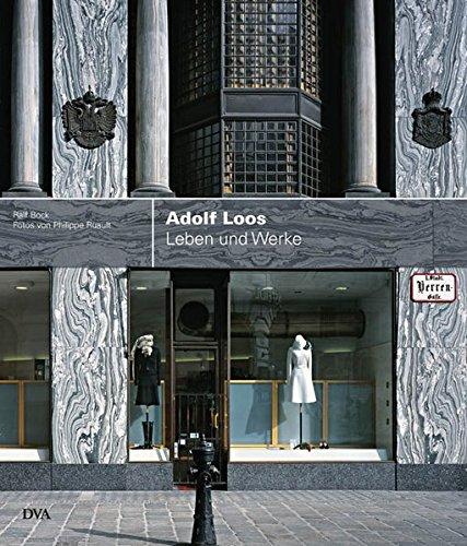 9783421037473: Adolf Loos: Leben und Werk 1870-1933
