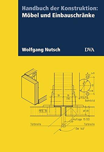 9783421040190: Handbuch der Konstruktion: Möbel und Einbauschränke