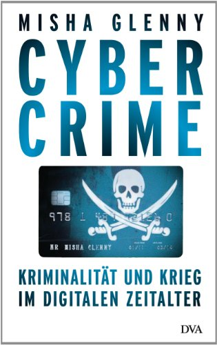 CyberCrime (342104466X) by Misha Glenny