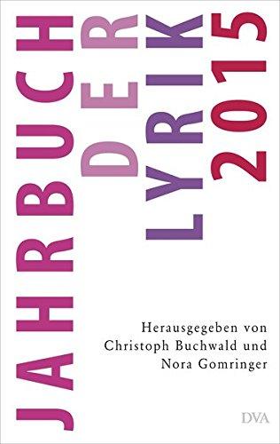 9783421046123: Jahrbuch der Lyrik 2015