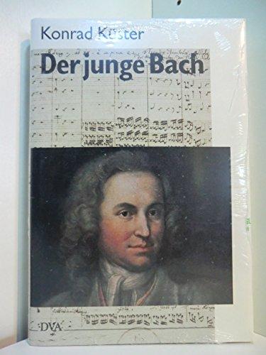 9783421050526: Der junge Bach