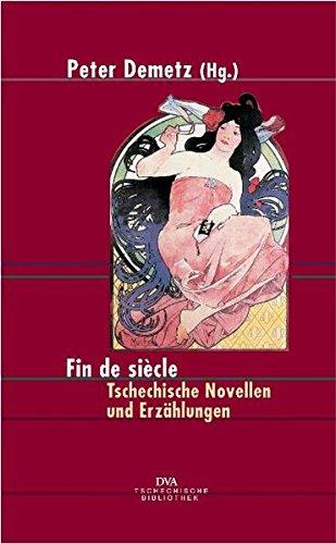 9783421052513: Fin de siècle: Tschechische Novellen und Erzählungen