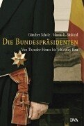 9783421054395: Die Bundespräsidenten. Von Theodor Heuss bis Johannes Rau.