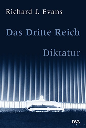 Das Dritte Reich. Diktatur. 2 Bde (Hardback): Richard J. Evans