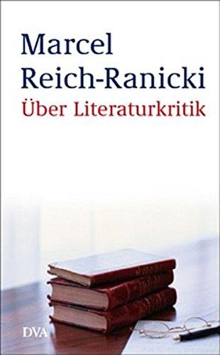 9783421056757: Über Literaturkritik