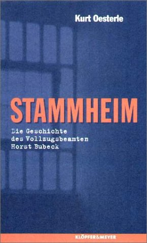 9783421057662: Stammheim.