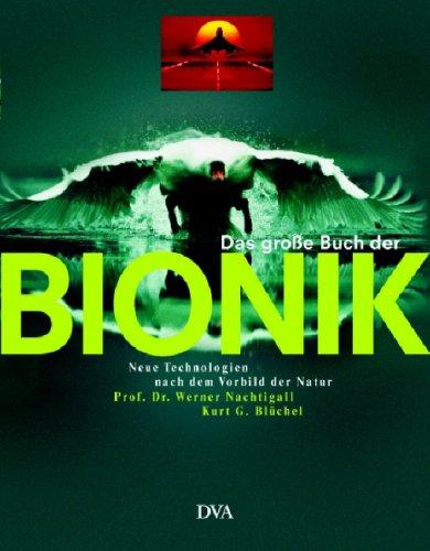 9783421058010: Das große Buch der Bionik