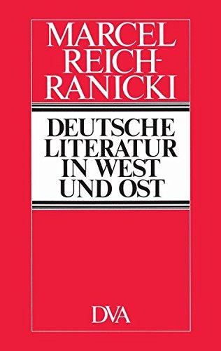 9783421061591: Deutsche Literatur in West und Ost