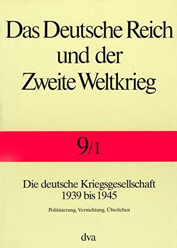 Deutsche Reich u. Zweite Weltkrieg
