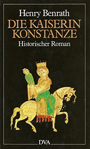 9783421063120: Die Kaiserin Konstanze