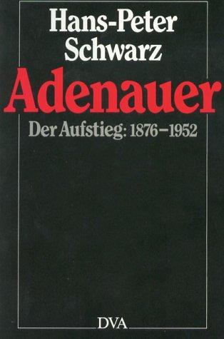 9783421063236: Adenauer