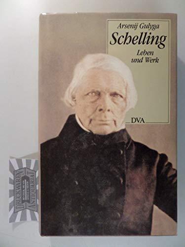 9783421064936: Schelling. Leben und Werk