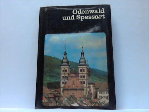 9783422000940: Odenwald und Spessart