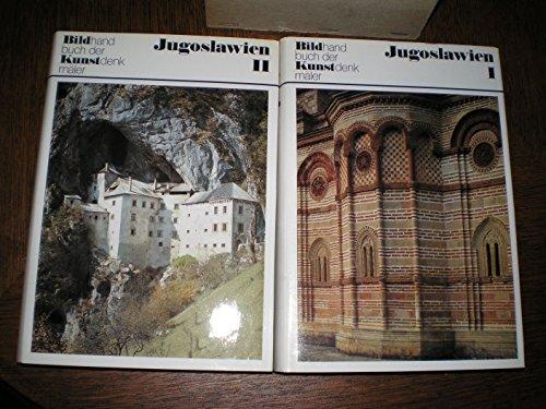 9783422003781: Kunstdenkmaler in Jugoslawien: Ein Bildhandbuch (Bildhandbuch der Kunstdenkmaler) (German Edition)