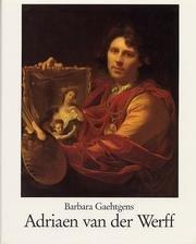 9783422007802: Adriaen van der Werff, 1659-1722 (German Edition)