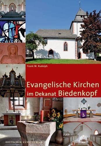 9783422023550: Evangelische Kirchen im Dekanat Biedenkopf