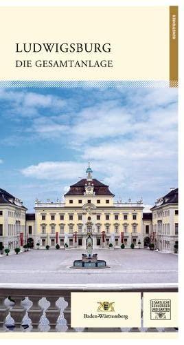 9783422023734: Ludwigsburg die Gesamtanlage