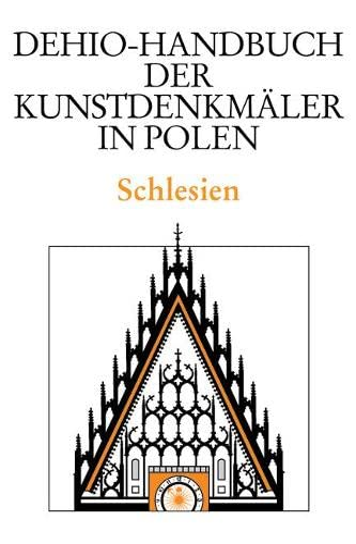 9783422031098: Dehio-Handbuch der Kunstdenkmäler in Polen: Schlesien