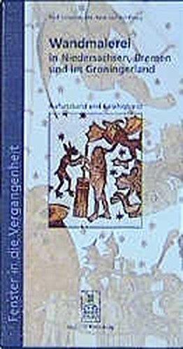 9783422063211: Wandmalerei in Niedersachsen, Bremen und im Groningerland, 2 Bde.