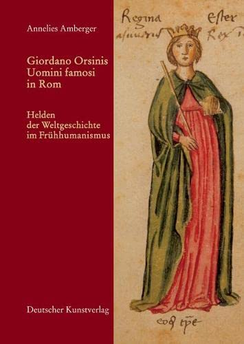 Giordano Orsinis Uomini Famosi in Rom: Annelies Amberger