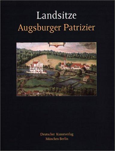 9783422065741: Landsitze Augsburger Patrizier
