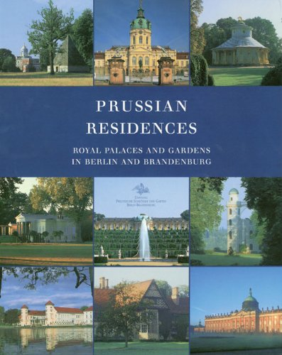 9783422065802: Prussian Residences