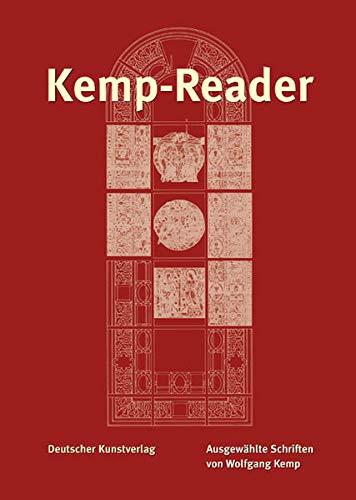 Kemp-Reader: Wolfgang Kemp