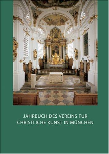 9783422066670: Jahrbuch des Vereins für christliche Kunst in München