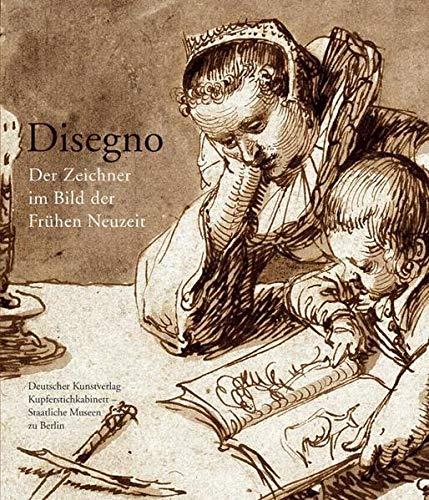 9783422067745: Designo. Der Zeichner im Bild der Renaissance