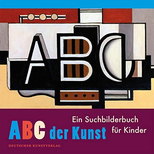 9783422070950: ABC der Kunst: Ein Suchbilderbuch für Kinder