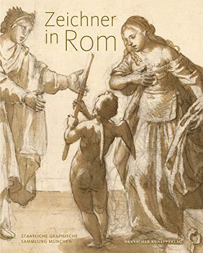 9783422071162: Zeichner in Rom 1550-1700