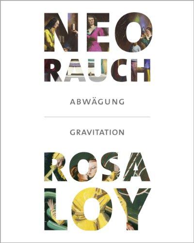 9783422071780: Neo Rauch - Abwägung / Rosa Loy - Gravitation