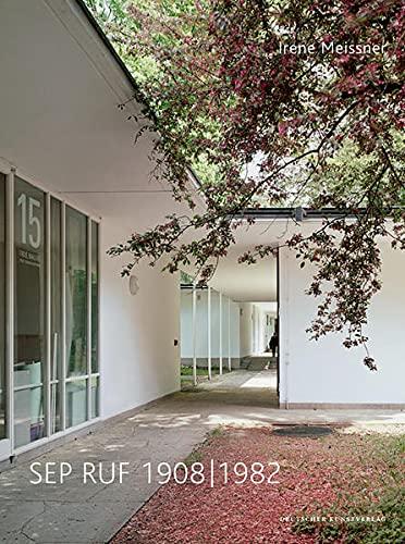 9783422071926: Meissner, I: Sep Ruf 1908-1982 (Kunstwissenschaftliche Studien)