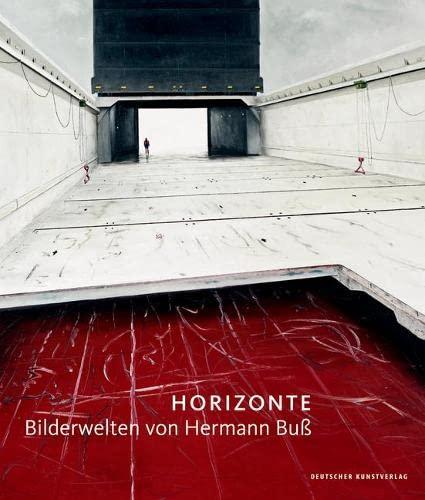 9783422073364: Horizonte - Bilderwelten von Hermann Buß: 1995-2015
