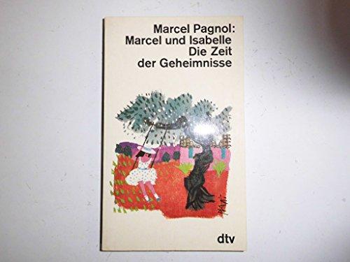 9783423003261: Marcel und Isabelle.