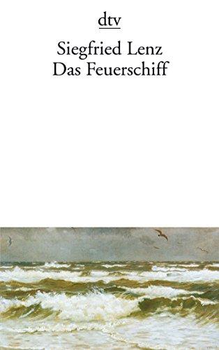 9783423003360: Das Feuerschiff: Erzählungen