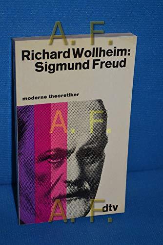 9783423008037: Sigmund Freud.