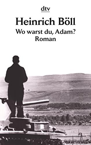 9783423008563: Wo Warst Du, Adam? (German Edition)