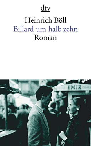 Billard Um Halb Zehn: Boll, Heinrich